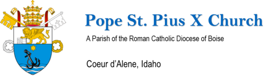 Pope St. Pius X Church
